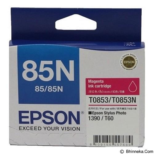 EPSON Magenta Ink Cartridge [C13T122300] - Tinta Printer Epson