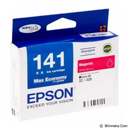 EPSON Magenta Ink Cartridge - DFP2 TBS S Size [C13T141390] - Tinta Printer Epson