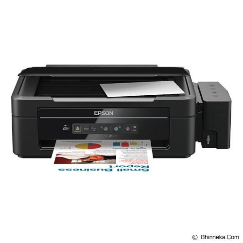EPSON Printer L355 SUN Pigment Pro Ink - Printer Bisnis Multifunction Inkjet