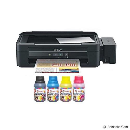 EPSON Printer L355 SUN Premium Ink NFI - Printer Home Multifunction