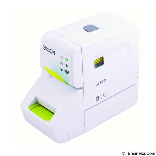 EPSON Printer Label Works [LW 900] - Printer Label & Barcode