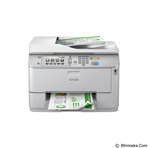 EPSON Printer WorkForce PRO [WF-5621] - Printer Bisnis Multifunction Laser