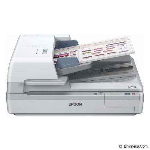 EPSON Scanner [DS-70000] - Scanner Bisnis Flatbed