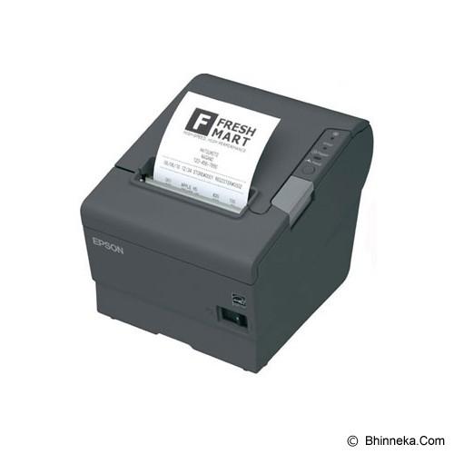 harga EPSON TM-T88V Ethernet & USB - Black Bhinneka.Com