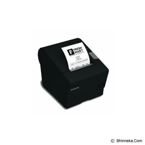 EPSON TM-T88V Serial & USB - Black - Printer Label & Barcode