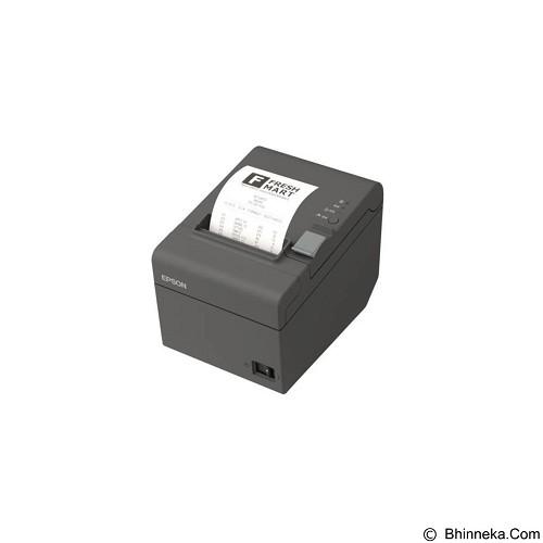 EPSON Thermal Printer USB TM-T82II - Black - Printer Pos System