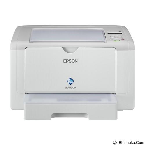 EPSON AcuLaser AL-M200DN - Printer Bisnis Laser Mono
