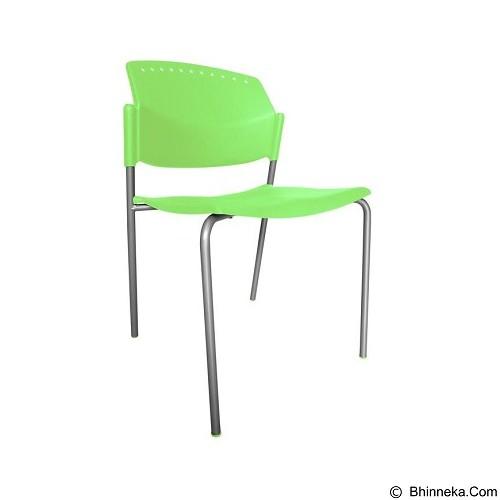 ERGOSIT Active - Light Green - Kursi Susun