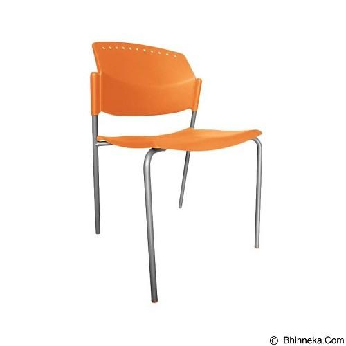 ERGOSIT Active - Orange - Kursi Susun