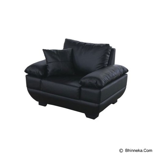 ERGOSIT Glamour 1 Seater - Kursi Sofa