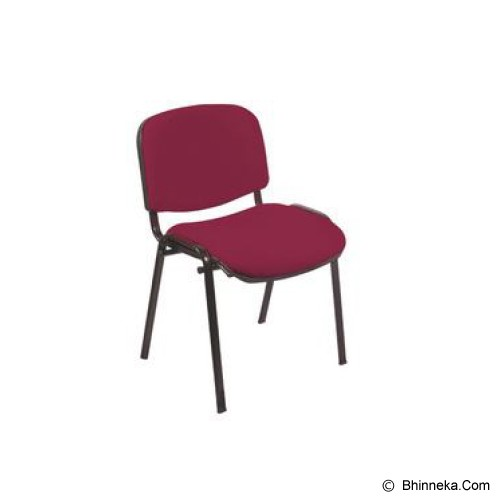 ERGOSIT Iso Coating - Red - Kursi Susun