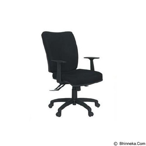 ERGOSIT Tira - Black - Kursi Kantor