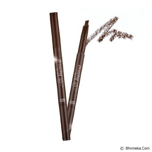 ETUDE HOUSE Drawing Eye Brow #01 - Dark Brown - Eyebrow Color