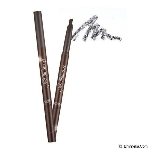 ETUDE HOUSE Drawing Eye Brow #04 - Dark Grey - Eyebrow Color