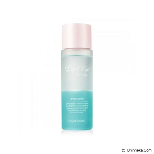 ETUDE HOUSE Lip and Eye Remover - Make-Up Remover