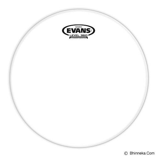 EVANS Genera Resonant Clear 10