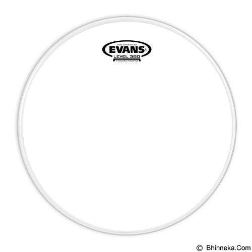 EVANS Power Center Reverse-Dot Head [B13G1RD] - Membran / Kulit Perkusi