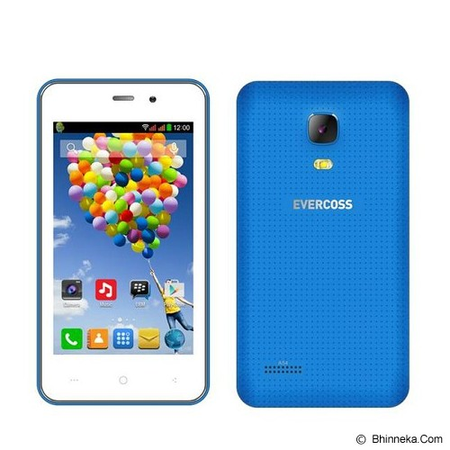 EVERCOSS A54 - Blue - Smart Phone Android