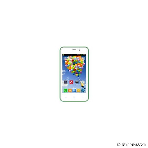 EVERCOSS A54 - Green - Smart Phone Android