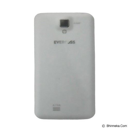 EVERCOSS A74B Elevate X - White - Smart Phone Android