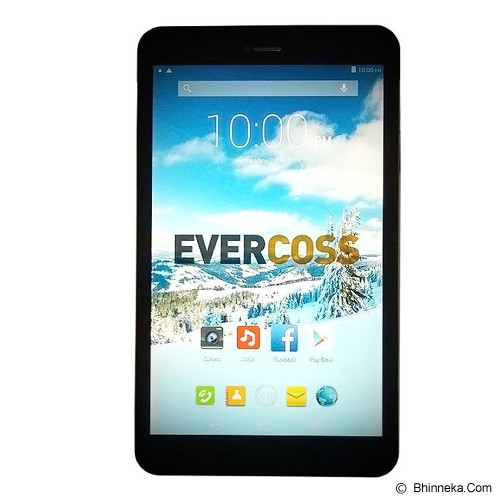 EVERCOSS AT8D Elevate Tab V - Grey - Tablet Android