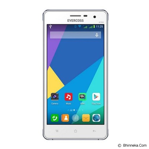 EVERCOSS Winner Y1 [A75W] - White - Smart Phone Android