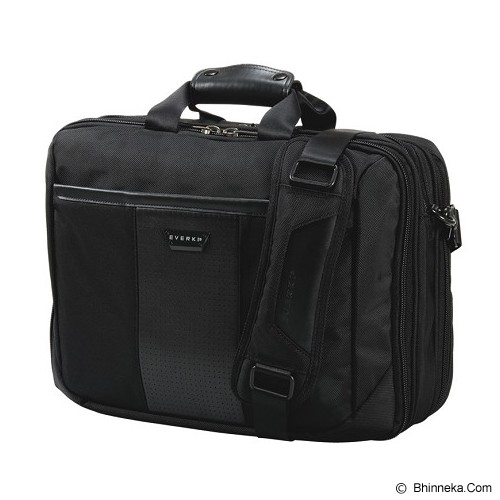 EVERKI Versa Premium Checkpoint Friendly Laptop Bag [EKB427BK17] - Notebook Shoulder / Sling Bag