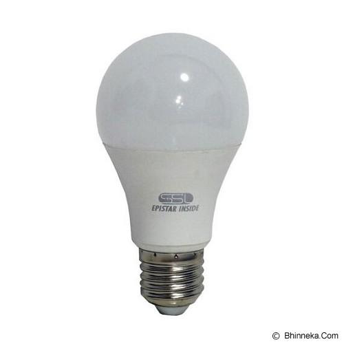 EVERLIGHT Lampu Bohlam 7W - Kuning - Lampu Bohlam / Bulb