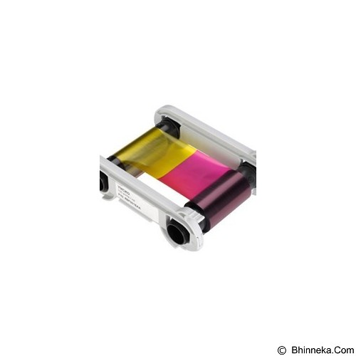 EVOLIS Color Ribbon YMCKOK [R6F003SAA] - Pita & Label Printer Lainnya