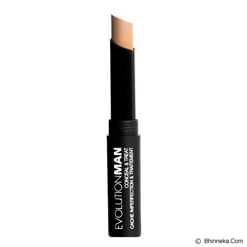 EVOLUTION MAN Conceal & Treat Light - Face Concealer