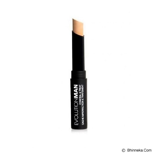 EVOLUTION MAN Conceal & Treat Medium Dark - Face Concealer