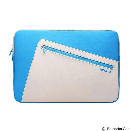 EXCLUSIVE IMPORTS Ecola IN-ES15 Elegant Style PU & Neoprene Laptop [I01030000670701] - Notebook Sleeve