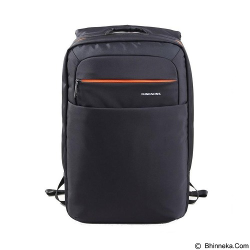 EXCLUSIVE IMPORTS Kingsons KS3045W Backpack Bag [I01030000020601] - Black - Notebook Backpack