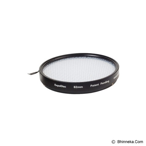 EXPO IMAGING 82mm ExpoDisc Professional Digital White Balance Filter - Neutral - White Balancing