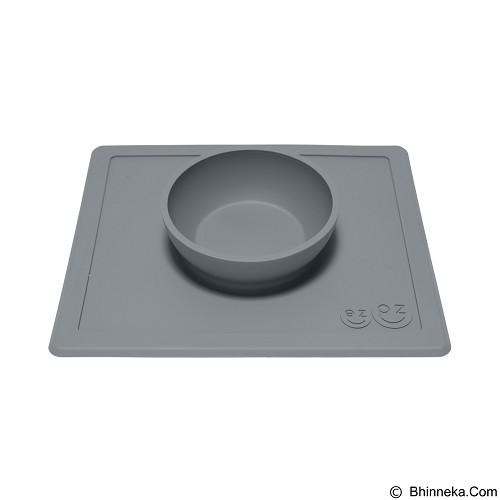 EZPZ Happy Bowl - Grey (Merchant) - Perlengkapan Makan dan Minum Bayi