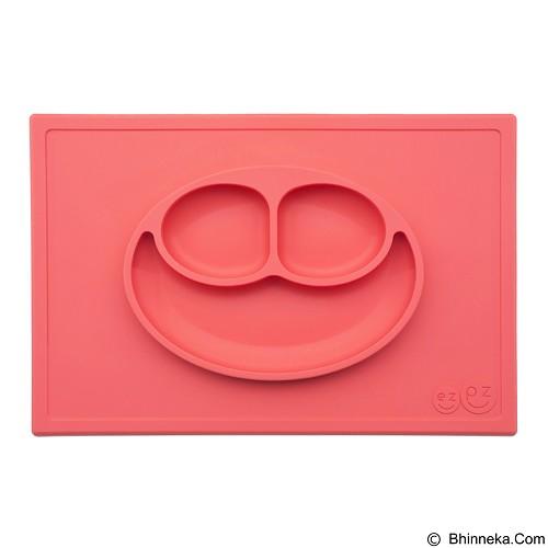 EZPZ Happy Mat - Coral Red (Merchant) - Perlengkapan Makan dan Minum Bayi