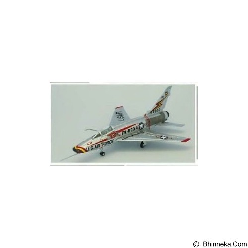 F TOYS Miniatur Japan Pesawat Tempur F 100D DIY (Merchant) - Die Cast