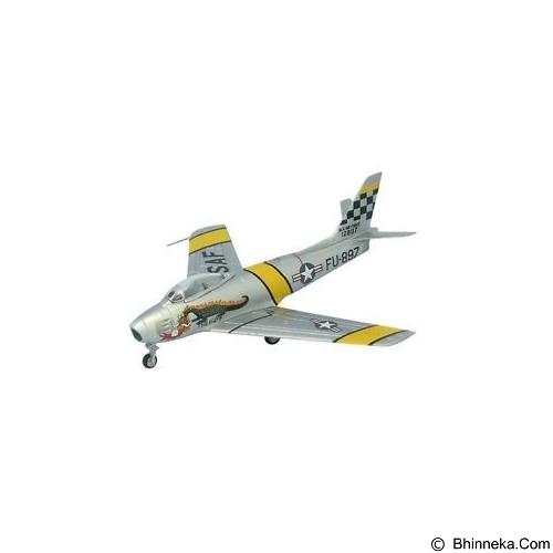 F TOYS Miniatur Japan Pesawat Tempur F 86F DIY (Merchant) - Die Cast