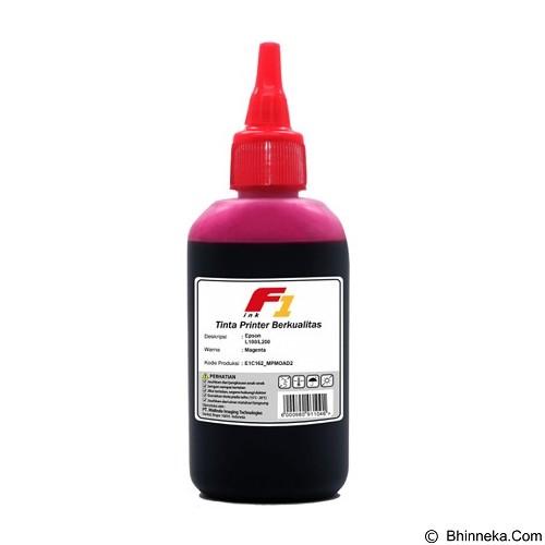 F1 Ink For Printer Epson L Series - Magenta (Merchant) - Tinta Printer Refill