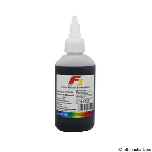 F1 Ink For Printer Epson Photo 100ml - Magenta (Merchant) - Tinta Printer Refill