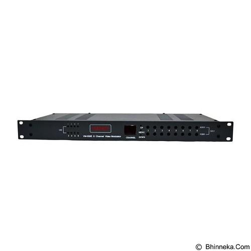 MATRIX Modulator Matrix 8 Channel VHF [VM-550E] (Merchant) - Digital Video Converter