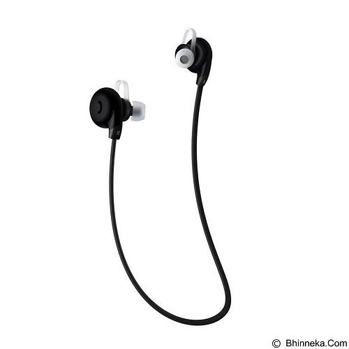 FANCY Sport Bluetooth Earphone with Microphone BT-108 [CSI-OMSK3GBK] - Black - Headset Bluetooth