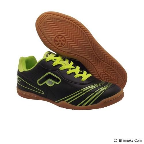 FANS CRV C Size 37 - Black Green - Sepatu Futsal Pria