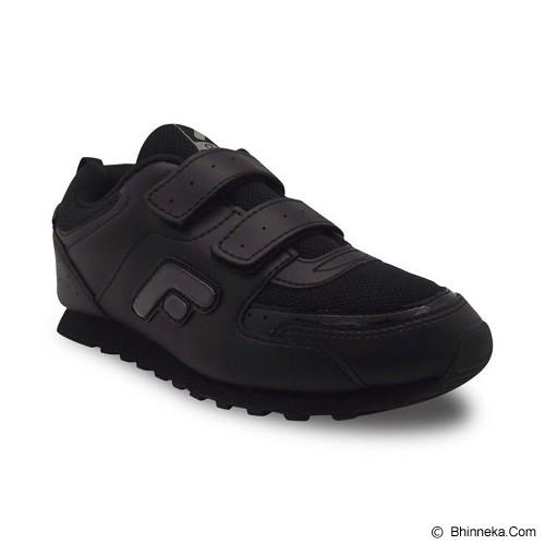 FANS Eureka B Jr Size 36 - Black - Sepatu Anak