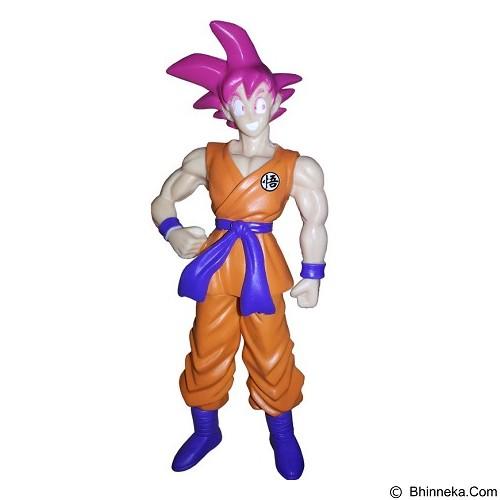 FANTASIA Action Figure Dragon Ball Goku Super Saiyan God Red [FAFDBSSGR] (Merchant) - Movie and Superheroes