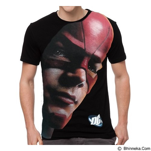 FANTASIA T-Shirt Pria The Flash TV Series Size M - Kaos Pria