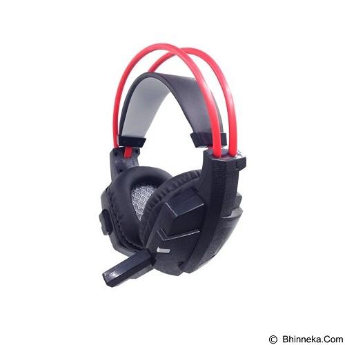 FANTECH Headset Gaming HG4 - Black/Red (Merchant) - Gaming Headset