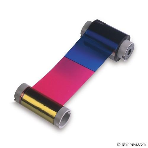 FARGO Ribbon Color YMCKO DTC4500e [45200] - Pita Printer Lainnya