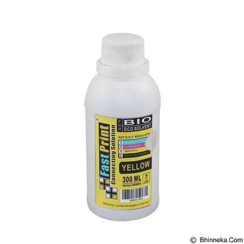 FASTPRINT Bio Eco Solvent Yellow 300ml - Tinta Printer Refill