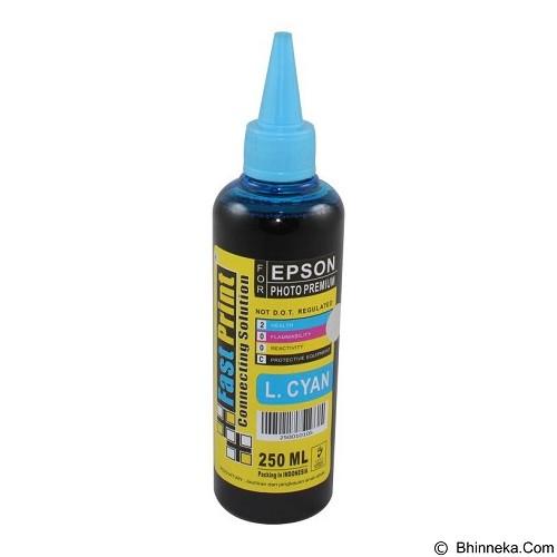 FASTPRINT Dye Based Photo Premium Epson 250ml -  Light Cyan - Tinta Printer Refill